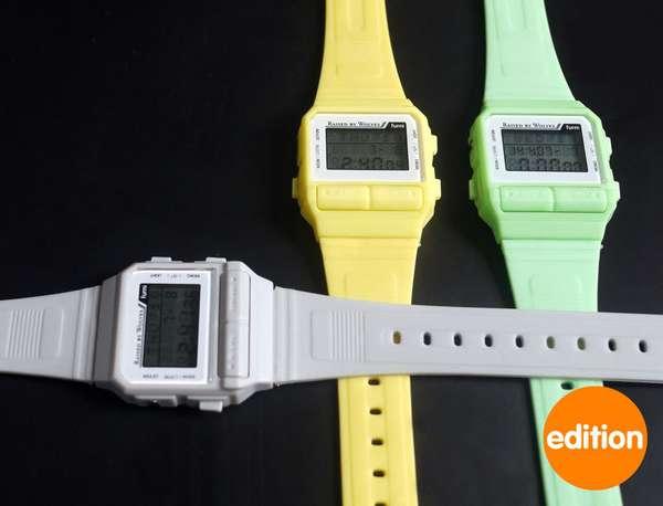 Summer Pastel Watches