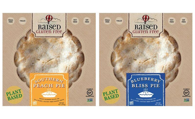 Gluten-Free Plant-Based Pies