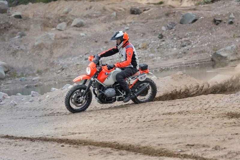 Retro Rally Motorbikes