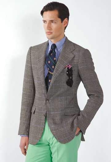 Candy Colored Menswear