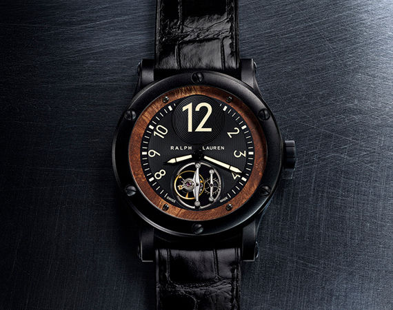 Automobile-Inspired Watches