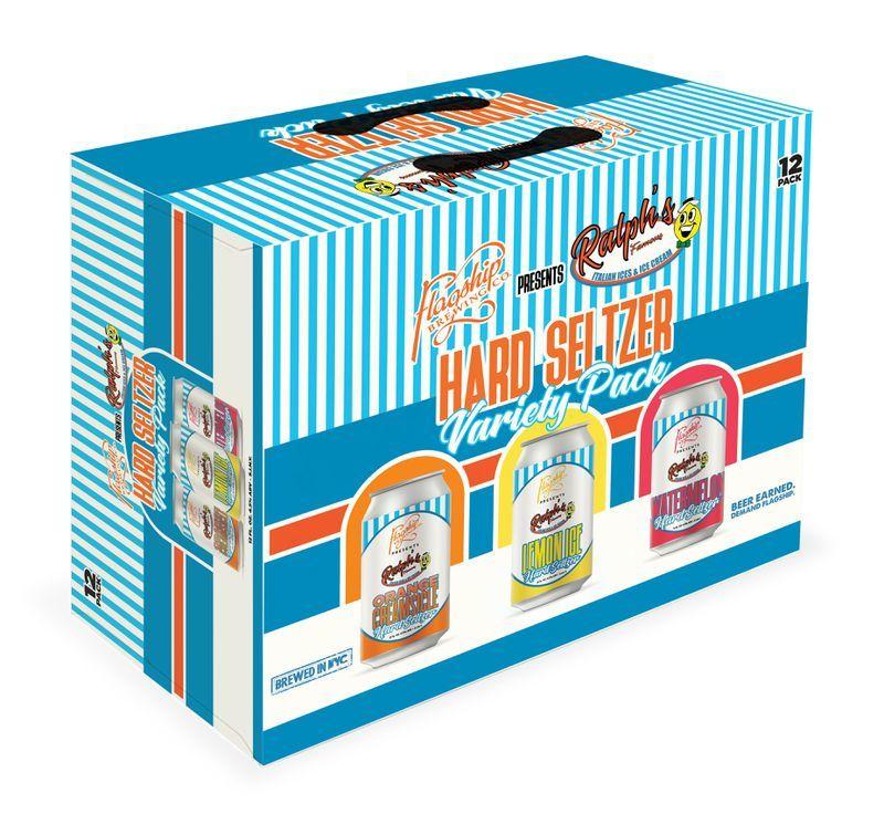 Italian Ice Shop Seltzers