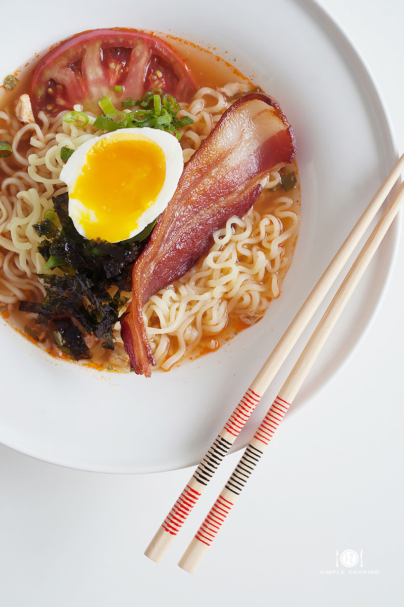 Breakfast Noodle Dishes