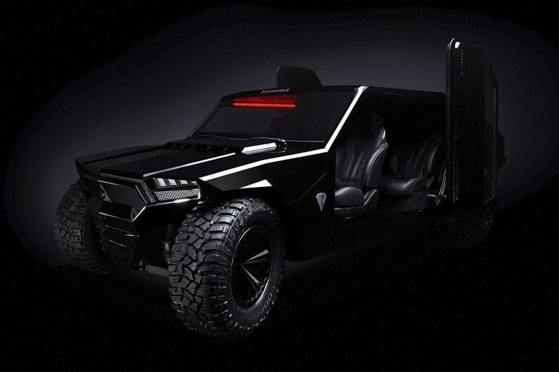 Powerful Bulletproof SUVs