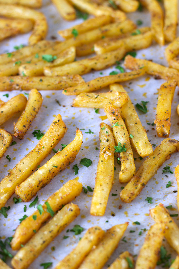 Zesty Ranch Fries