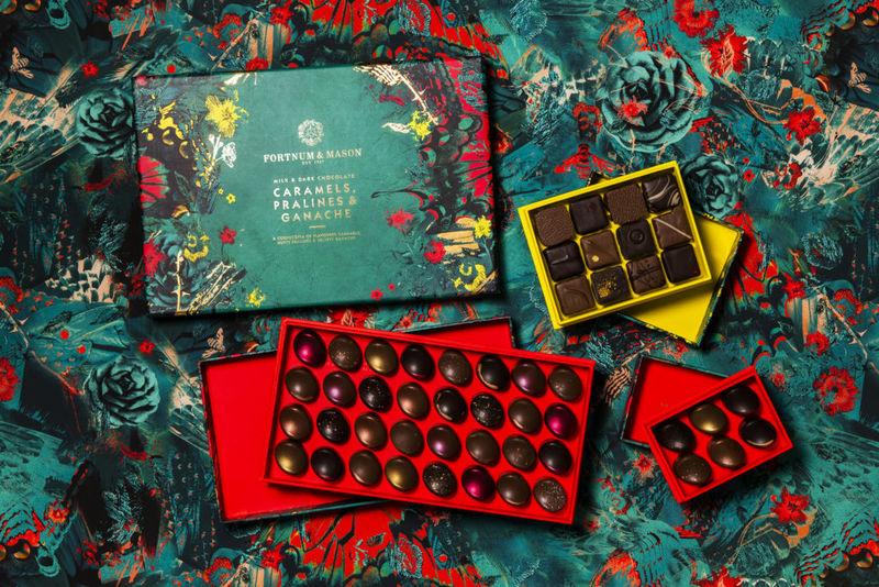 Adventurous Chocolate Collections