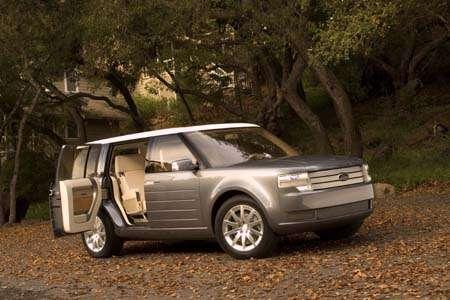 Range Rover a la Detroit