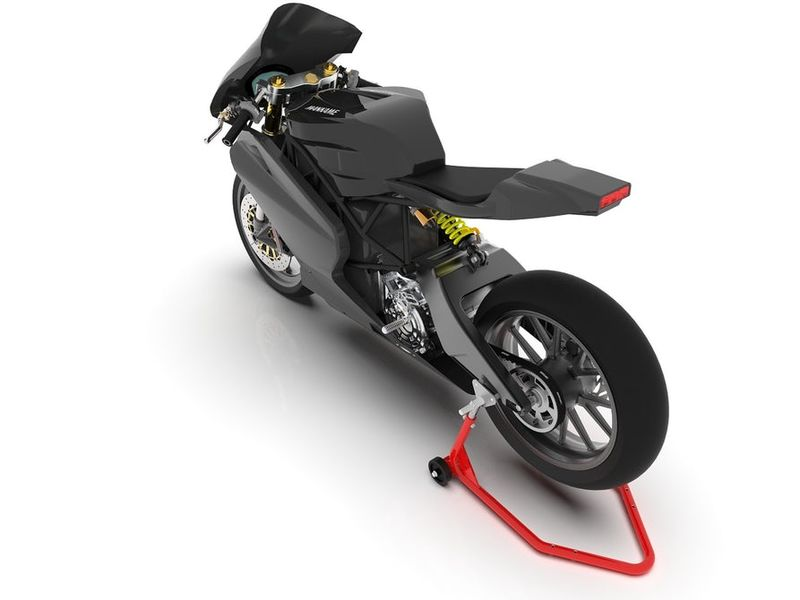 Range-Roving Electric Motorbikes