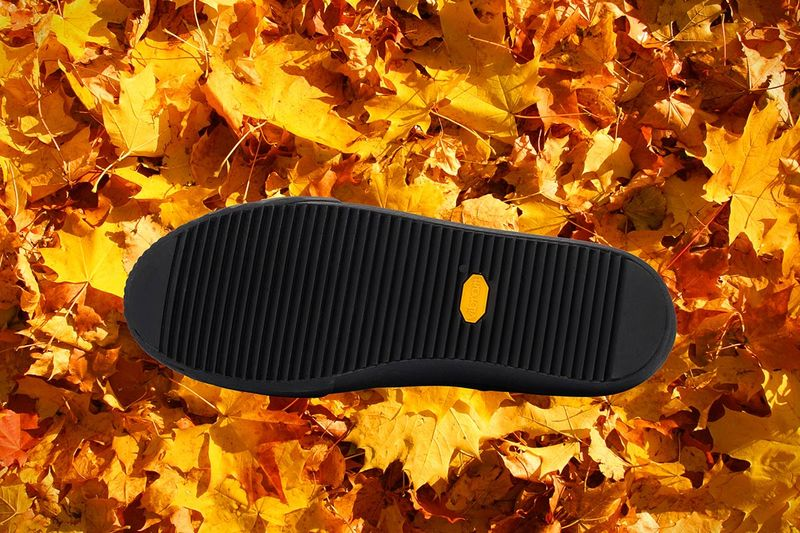 Fall-Inspired Combat Sneakers