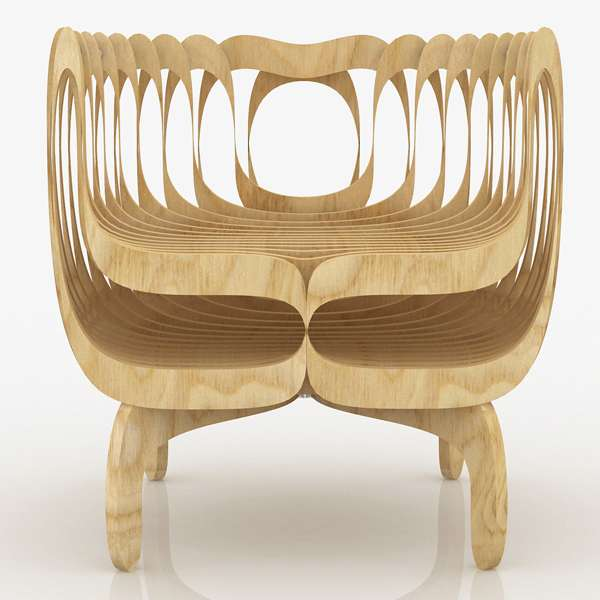 Ribcage Chairs