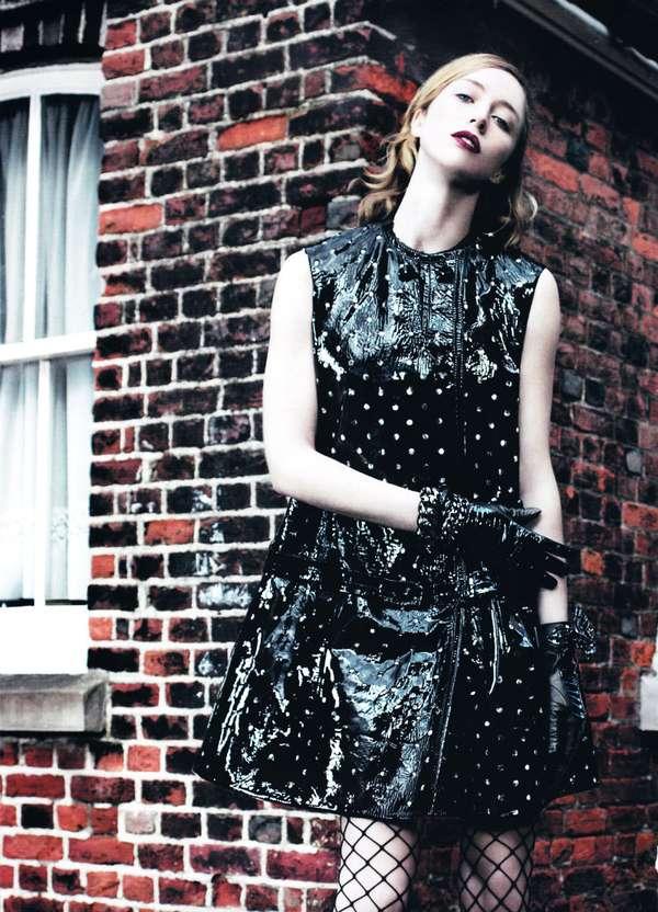 Ravishing Leather Looks
