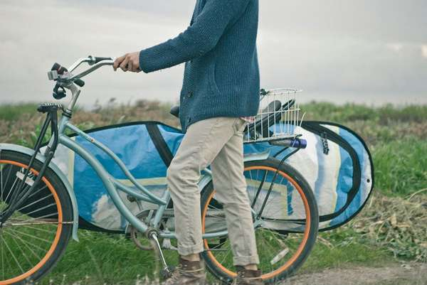 Eco-Friendly Surfboard Bags