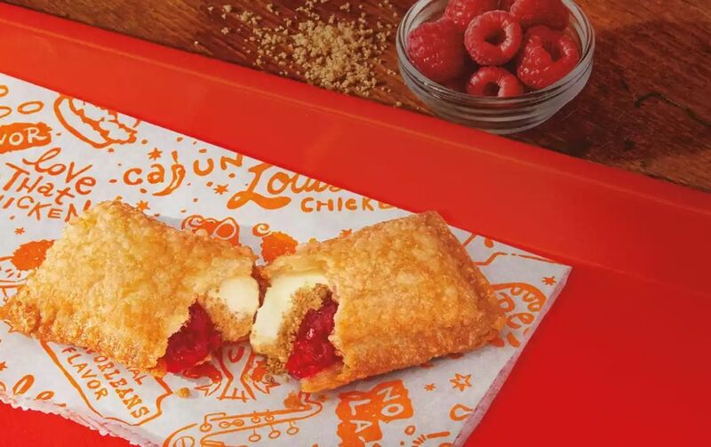 Cheesecake-Filled Hand Pies
