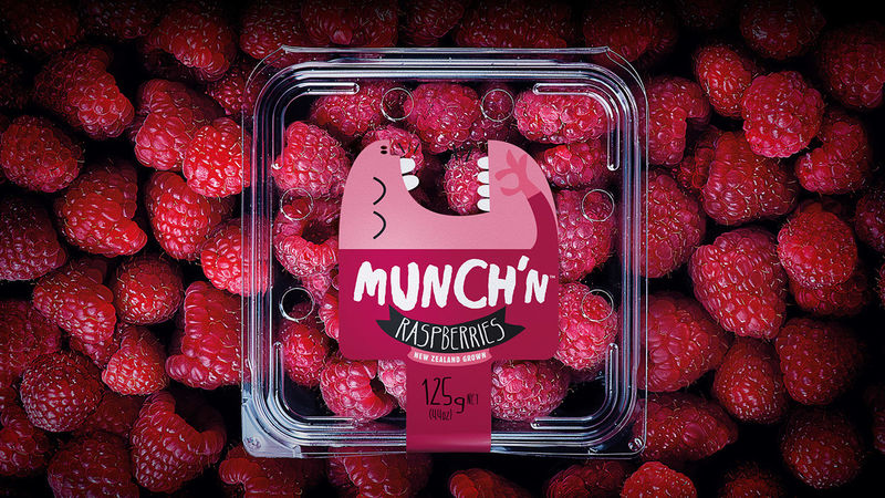 Animated Produce Packaging