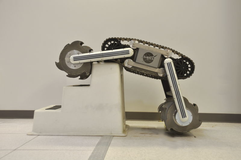Planet-Mining Robots
