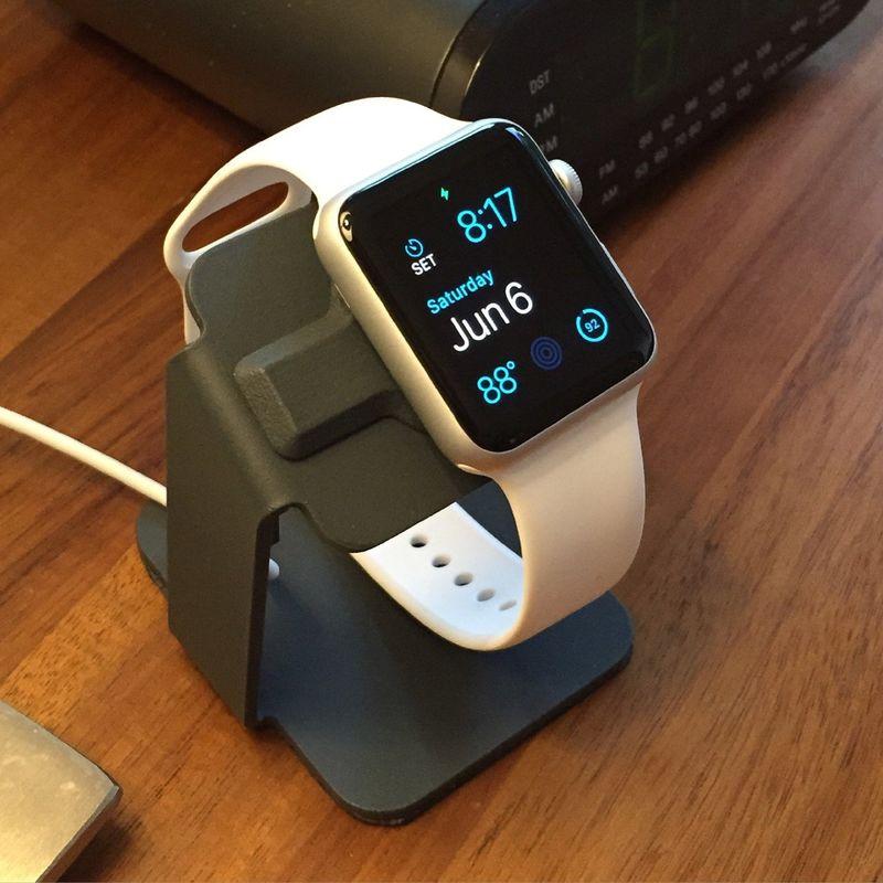 Secure Smartwatch Docks