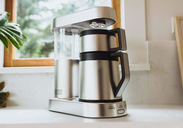 One-Button Coffee Brewers