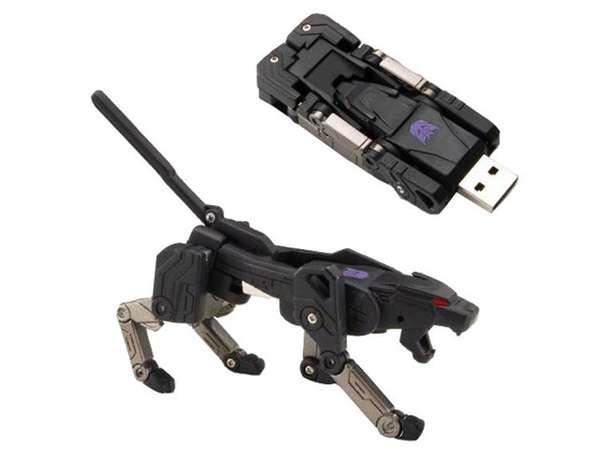 Transforming USB Toys