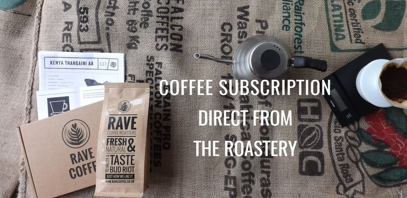 Ultra-Fresh Coffee Subscriptions