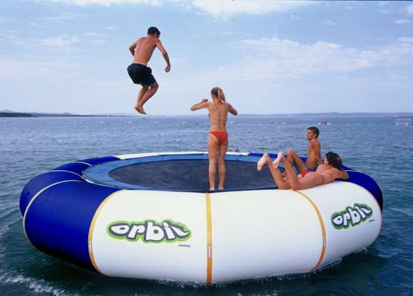 Aquatic Trampolines