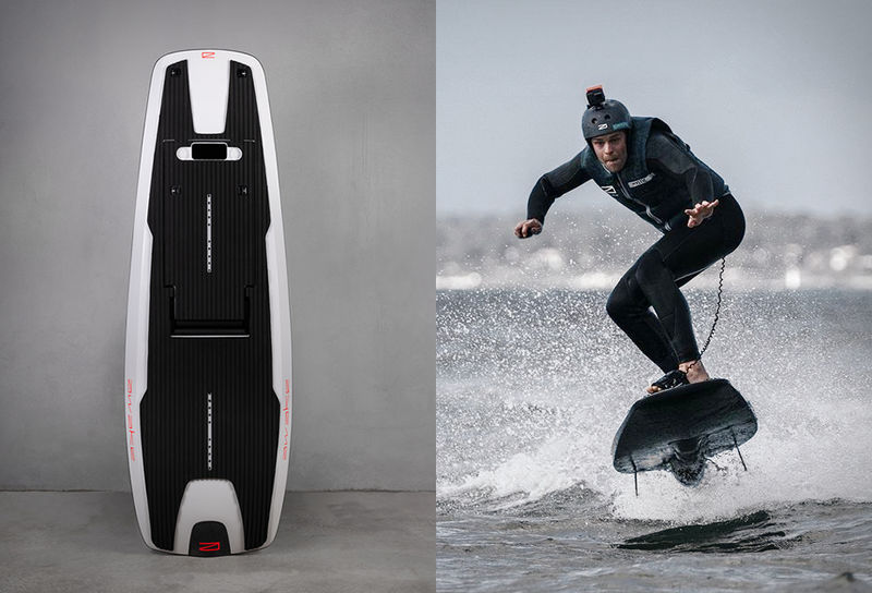 High-Speed Electric Surfboards