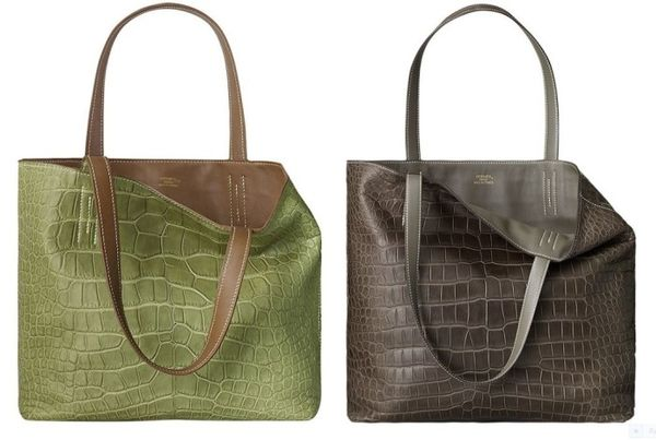 Ravishing Reversible Crocodile Totes