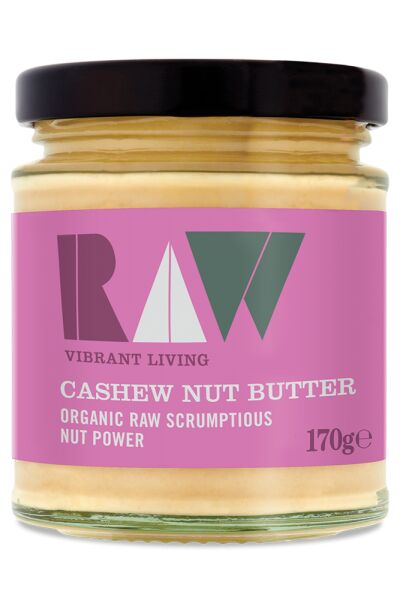 Protein-Enriched Cashew Butters