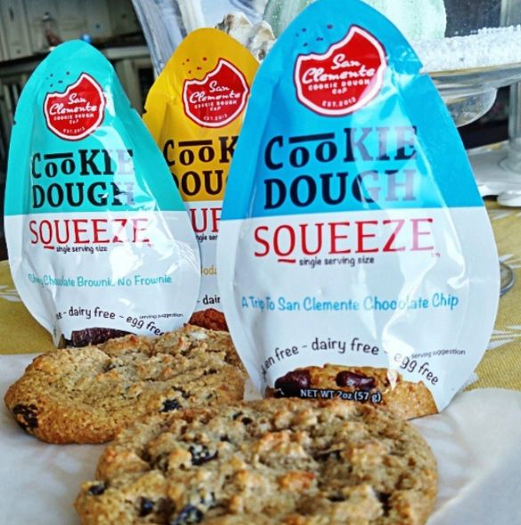 Cookie Batter Packets