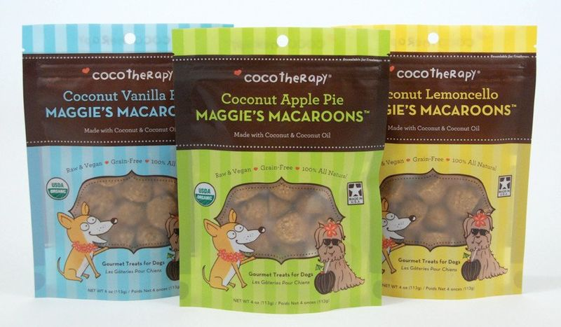 Dog-Friendly Coconut Macaroons