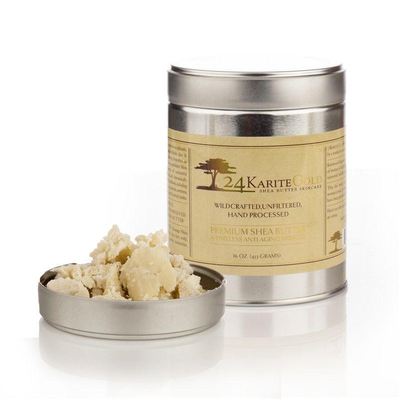Lavish Shea Butter Skincare