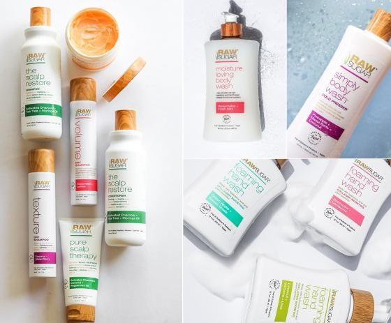 Vegan Plant-Derived Cosmetics