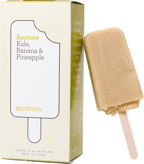 Superfood Produce Popsicles