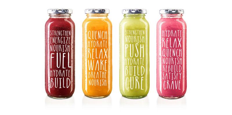 Clean Organic Branding