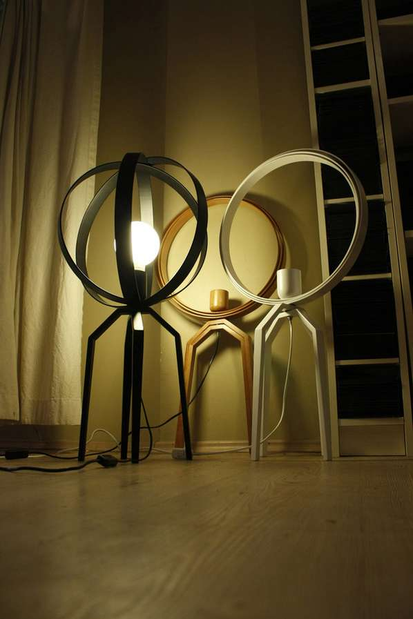 Circular Changeable Lights