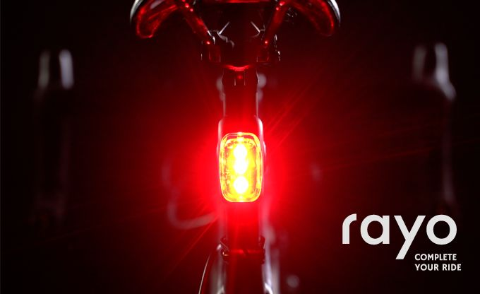Connected Bike Tail Lights