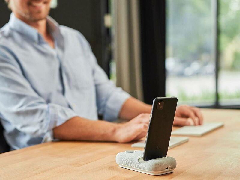 Smartphone Conference Call Docks