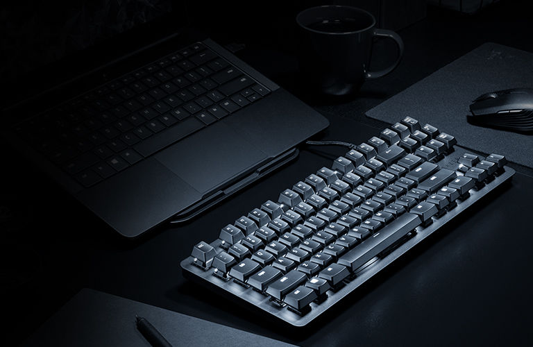 Silent Operation Mechanical Keyboards