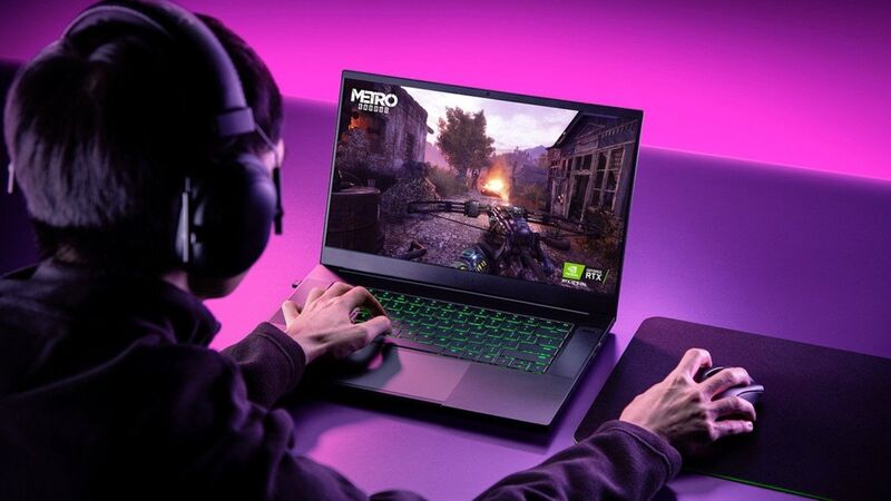 Powerful Compact Gamer Laptops