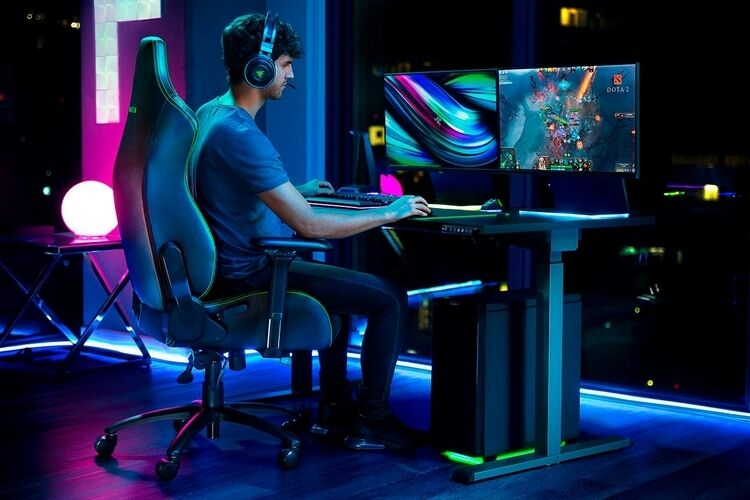Lumbar Support Gamer Furniture