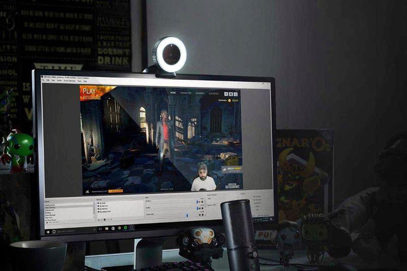 Video Game Streamer Cameras