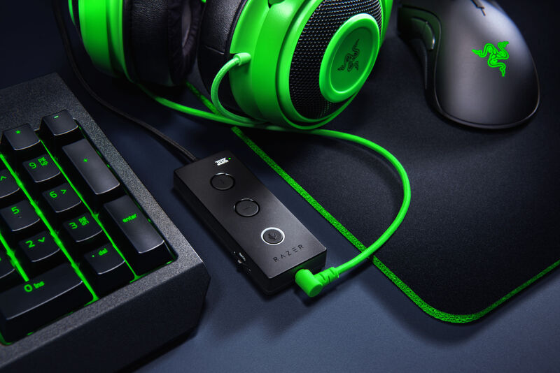 Surround Sound Gaming Headsets