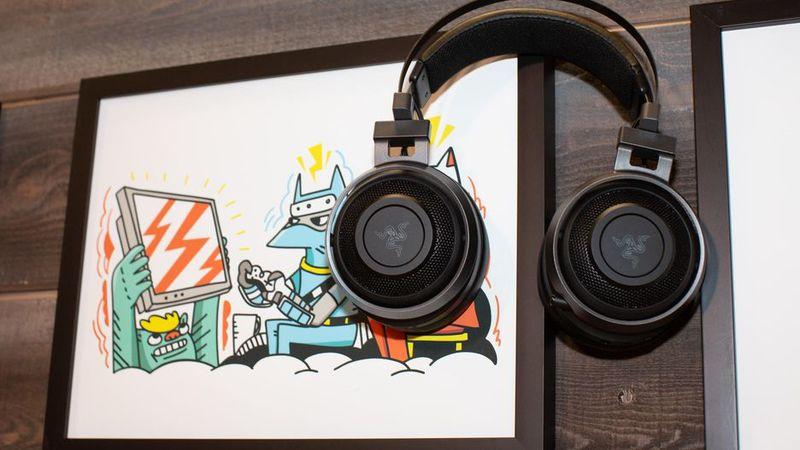 Haptic Feedback Headphones