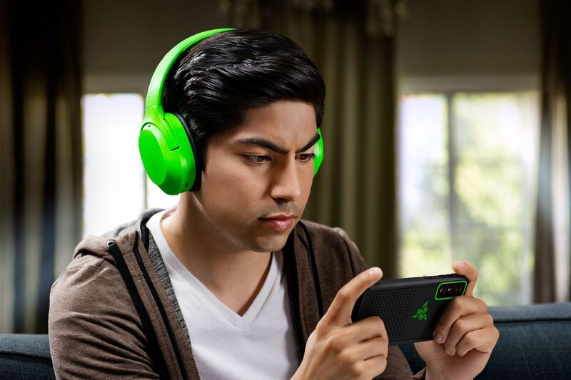 Accessible ANC Gamer Headphones