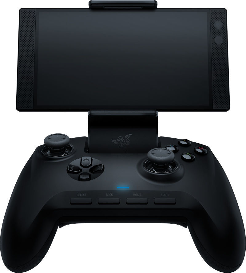 Hybrid Mobile Gaming Controllers