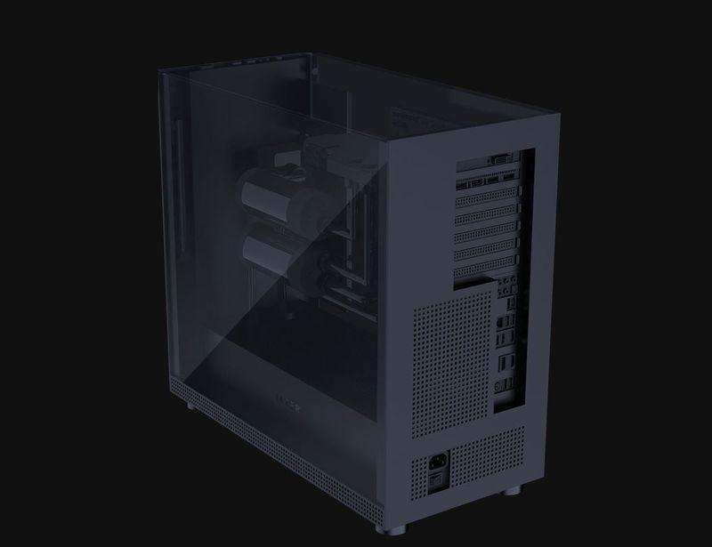 Automated Heat Dissipation PCs