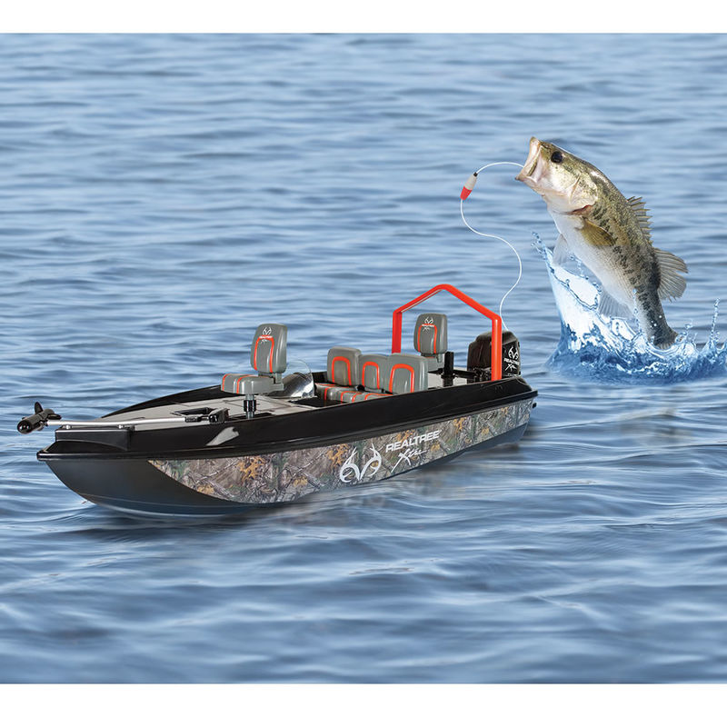 Fishing Boat Toys : rc boat