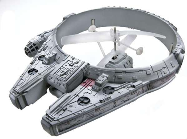Remote-Controlled Space Cruisers