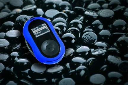 Wireless Headphone MP3 Player