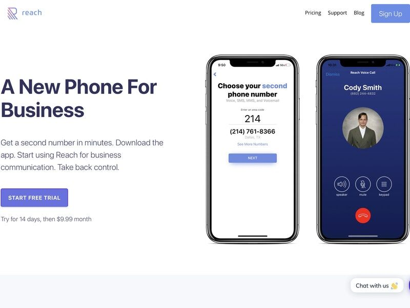 Business Phone Line Apps