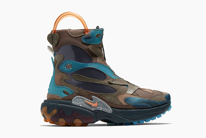 Utilitarian Urban Exploration Boots